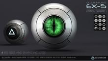 Ocular implants HYBRID EYES EX-5 [NeurolaB Inc.]