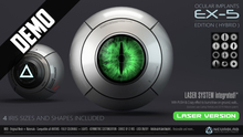 *DEMO* HYBRID EYES EX-5 (LASER System Edition) [NeurolaB Inc.]