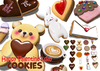 [ FULL PERM ] Happy Valentine's day 22 Cookies