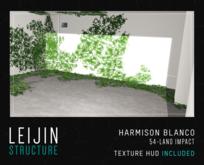 LEIJIN // Structure -- The Harmison Blanco