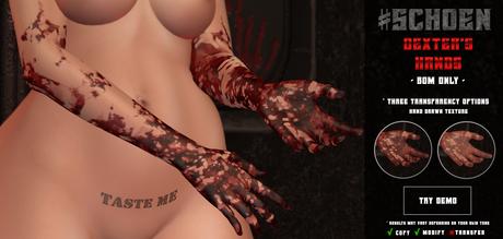 #SCHOEN - Dexter's Hands