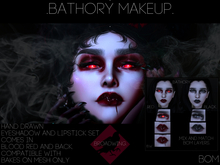 .B.W. ~{Bathory Makeup}~