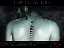 -PP- ~{Lomion Tattoo}~