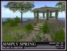 TMG - SIMPLY SPRING* Landscaped Garden