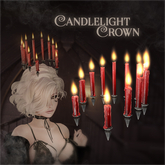 ::Static:: Candlelight Crown {Red}