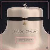 Swan Snowy Choker