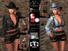 V-Twins Biker - Nuggett for Maitreya, Belleza, Physique, and TMP Classic