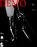 [FLS]Latex High Nessa Boots [DEMO]