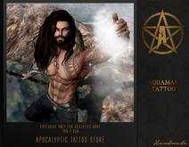 """Aquaman tattoo """"Add me, please"""""""