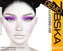 Zibska BOM Pack ~ Gia Eyemakeup Demos [tattoo/universal tattoo BOM]