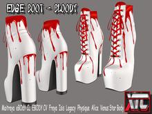 XTC Edge Boot Bloody
