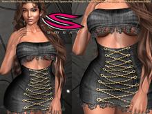 ::Smexy:: Asmara Dress BLACK