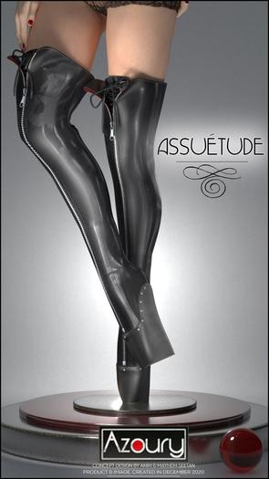 AZOURY - Assuetude