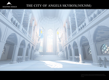 [Dolphin Design]The City Of Angels  Skybox