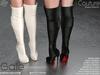 -KC- GALE BOOTS / MAITREYA LEGACY KUPRA SLINK BELLEZA TONIC