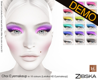 Zibska ~ Choi Eyemakeup for Lelutka HD Demo