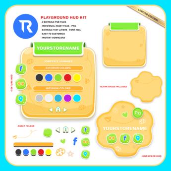 [TR] Playground HUD Kit