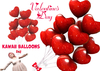 [ FULL PERM ] PRETTY BALLOONS / Valentine's day