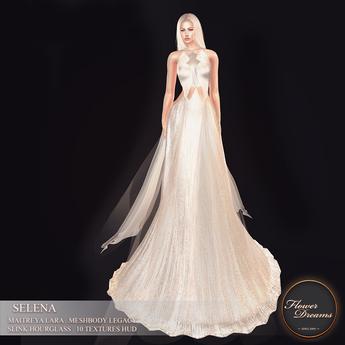 .:FlowerDreams:.Selena Gown Demo