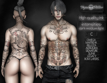 .: Vegas :. Tattoo Applier Bushi