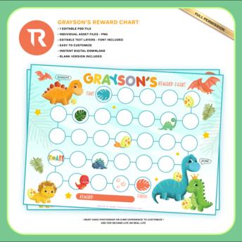 [TR] Grayson's Reward Chart