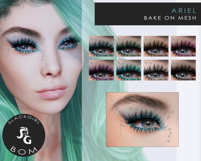 ::SG:: Ariel - BOM Makeup