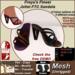 FFJ Juliet FTC SLink Mid Sandals Shoes