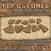 Hydro Homes - Flagstones - Rough Stone Edition