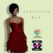 Prism Classic Designs by Journey:   Angeleena in Dark Red