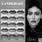 Landgraff - Jenna Lipstick (DEMO) [Lelutka Evo]