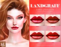 Landgraff - Jenna Lipstick 04 [Lelutka Evo]