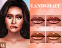 Landgraff - Jenna Lipstick 02 [Lelutka Evo]