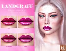 Landgraff - Jenna Lipstick 01 [Lelutka Evo]