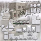 [Since1975] Roof Snow Drifts Kit