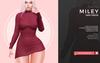 Little Fox - Miley mini dress // ALL COLORS