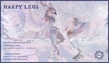 Jinx : Harpy Legs