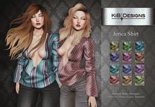 KiB Designs - Jerica Shirt FATPACK