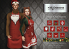 Kib designs   xmas chef apron male & female ad 700