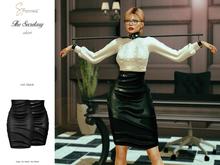 S&P Secretary skirt black (wear to unpack)