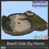 [MC] Beach Side Sky Home  [add me]