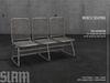 SLAM // bench seating // PG