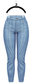 Yva Spiral Jeans — 03