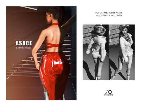 :studiOneiro: Asace set /poses/