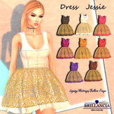 BRILLANCIA- dress Jessie fat pack
