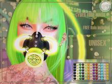#187# Cyber Tube Mask