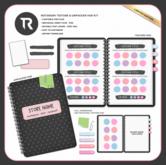 [TR] Notebook HUD Kit