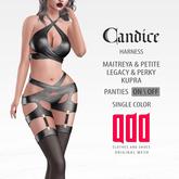 [ADD] Candice Harness - Black01