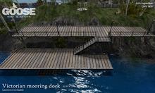 GOOSE - Victorian mooring dock
