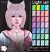 [^.^Ayashi^.^] Minari hair-Light set