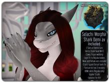 .:C:. Selachi/Morpha - Shark Demi Av - Traditional